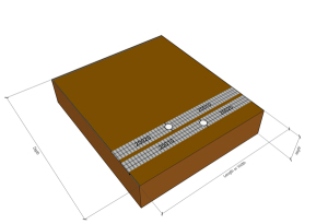 T-Trak Base Module