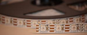 Addressable RGB LED Strip
