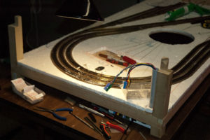 Correcting track problems for flawless running.